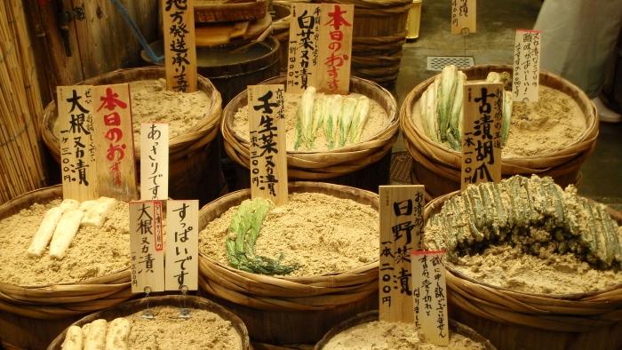 Marché Japon ©Terre de Paysages